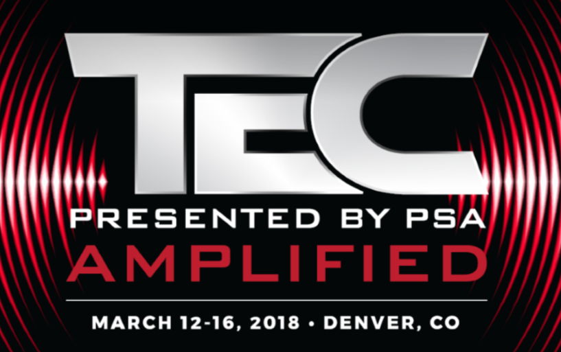 PSA TEC 2018 Logo
